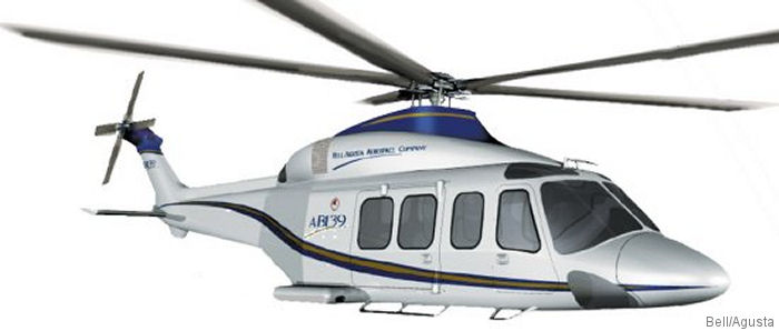 AB139 Medium Twin Engine Helicopter