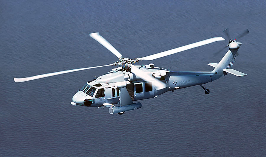 Sikorsky Back in US Navy Production with CH-60S