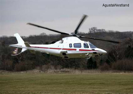Three AgustaWestland AW109E Power entered service with the Royal Air Force 32 (The Royal) Squadron at RAF Northolt for VIP duties