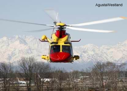 Australian Queensland Government Sign A Contract For Three AW139 Helicopters