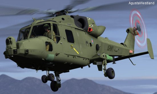 AgustaWestland Future Lynx Manufacture Commences