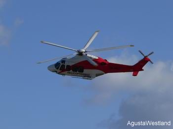 Helicopters New Zealand Orders Three AW139s Plus Two Options