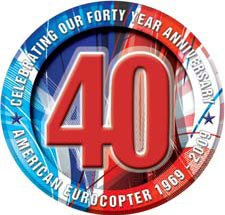 American Eurocopter Celebrates 40 Years of Investment, Leadership, and Growth in U.S.