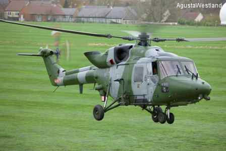 British Army received first four upgraded Lynx Mk.9A helicopters