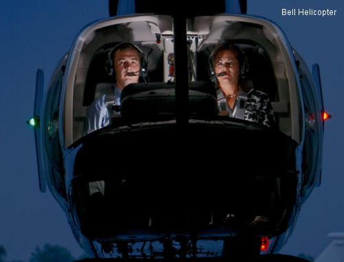Bell 407GX Earns EASA Certification