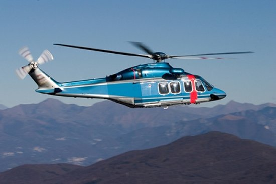 Saitama Prefecture Orders an AW139 Helicopter