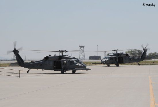 PAVE HAWK Helicopters Achieve 10,000 Flight Hour Milestone