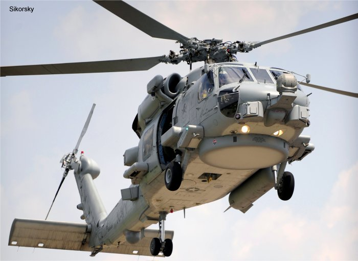 Australia Selects US Navy MH-60R Seahawk Helicopter for AIR 9000 Phase 8 Program