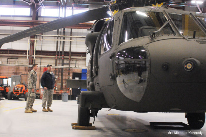 The 10th CAB at Fort Drum is the fourth Combat Aviation Brigade to receive the UH-60M Black HAwk since the US Army began fielding it in 2007