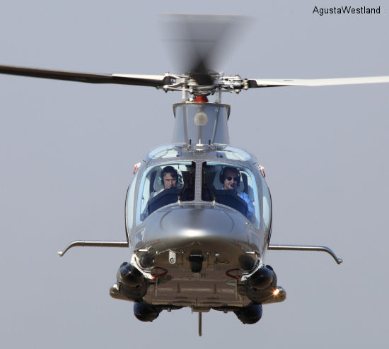 Japan National Police Agency Orders  its First GrandNew Helicopters
