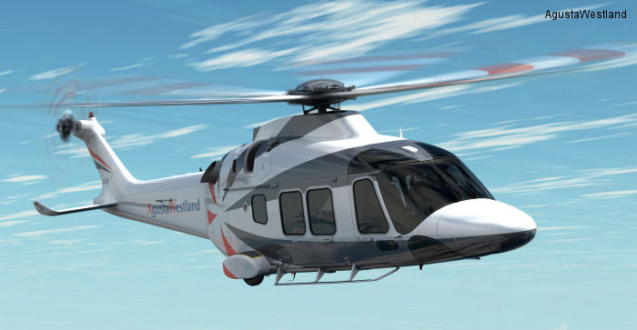 AW169 Finds Rapid Success in South American  Corporate & VIP Market