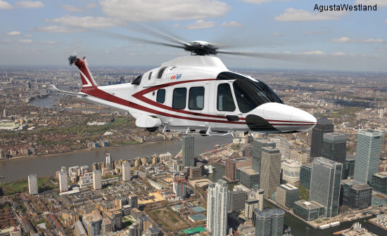Starspeed Ltd. Signs Contract for an AW169 Helicopter