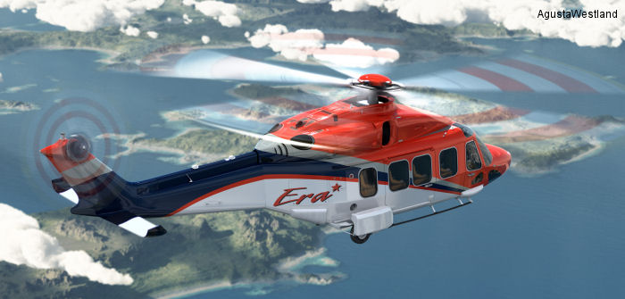 Era Group Signs Contract For Five AW189 Helicopters