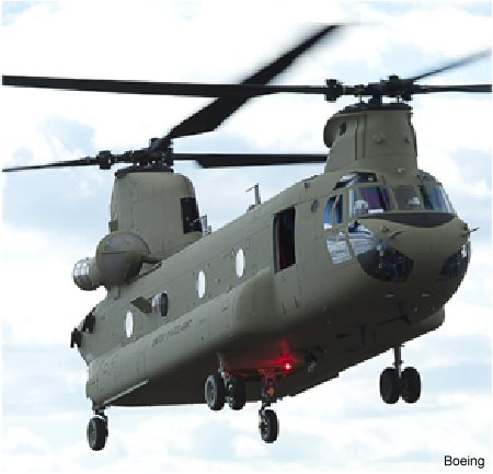 Boeing Awarded US Army Contract for 14 Additional CH-47F Chinook Helicopters