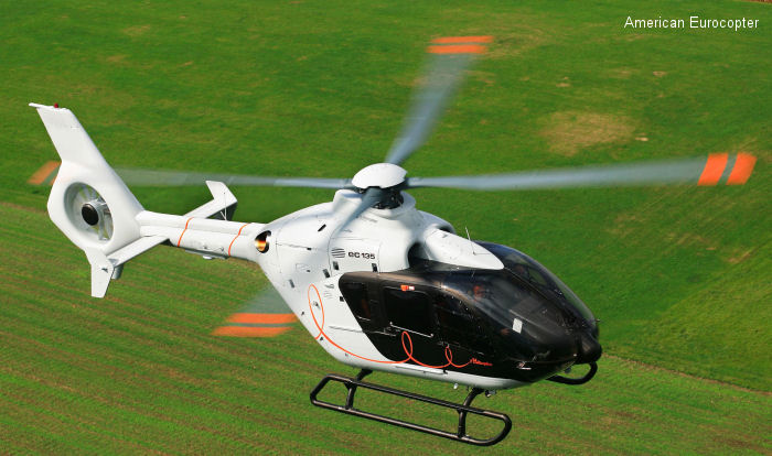Eurocopter provides viable business solutions