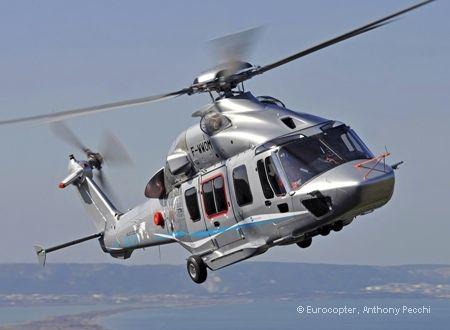 Eurocopter returns to the HeliRussia exhibition in 2012 as part of its presence in a growing helicopter marketplace