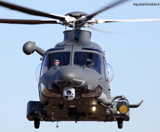 Italian Air Force HH-139A Enters Operational Service