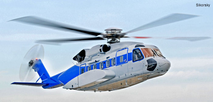 Sikorsky Delivers Its First Two S-92 Helicopters for Utility Operations in Afghanistan