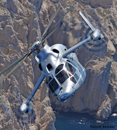 Eurocopter X3: A revolutionary new spin on the helicopter lands in the United States