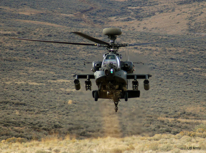 South Korea to buy Apache Attack helicopters through FMS