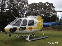 Australian Helicopters awarded firefighting contract