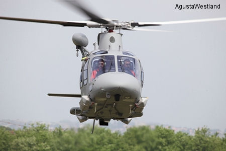 Philippine Navy Signs Contract For Three AW109 Power Helicopters