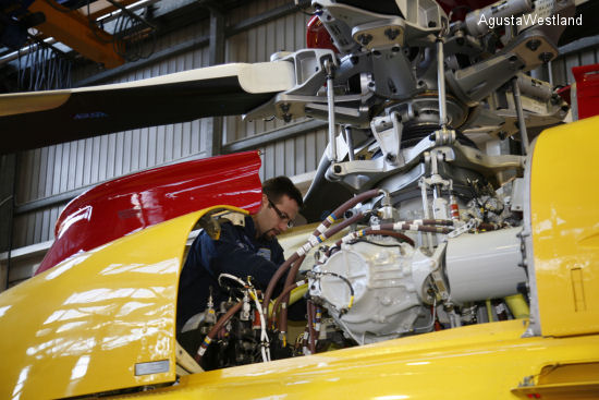AW139 Maintenance Enhancements  Drive Down Costs and Increase Availability