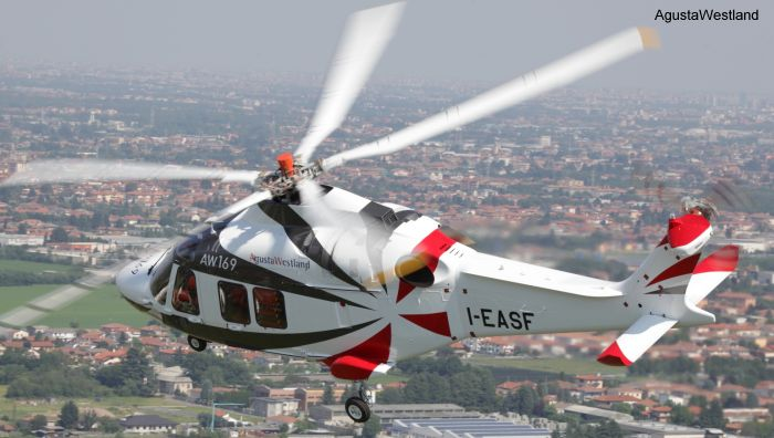 AW169 Helicopter Final Assembly Line To Be Established at  AgustaWestland Philadelphia