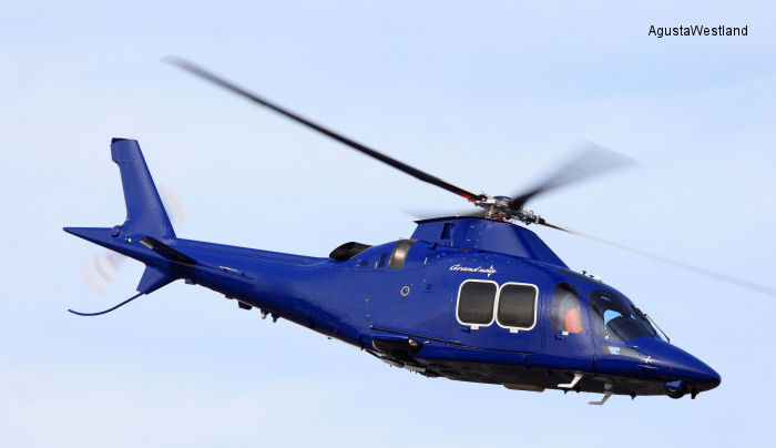 Eichsfeld Air Takes Delivery of a GrandNew Helicopter