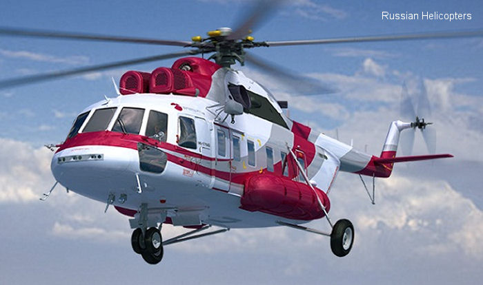 Russian Helicopters to showcase latest Russian developments at Heli-Expo 2013