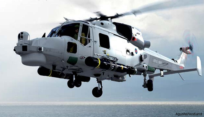HIDAS is a Helicopter Integrated Defensive Aids System used by British Apache and Wildcat aircraft