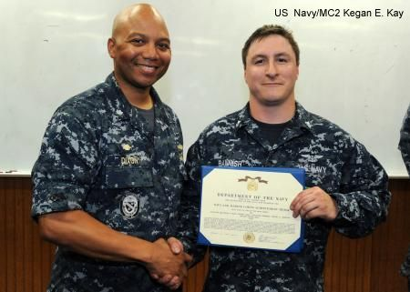 Aircrew receives awards for rescue