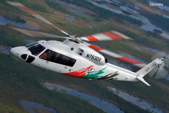 Sikorsky S-76D Helicopter Achieves Certification in Mexico