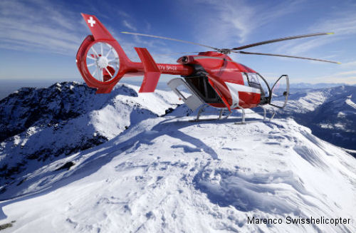 Marenco Swisshelicopter Announces Premiere Roll Out of the Skye Sh09 Prototype Helicopter