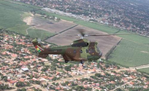 AS 332C1e Super Puma.