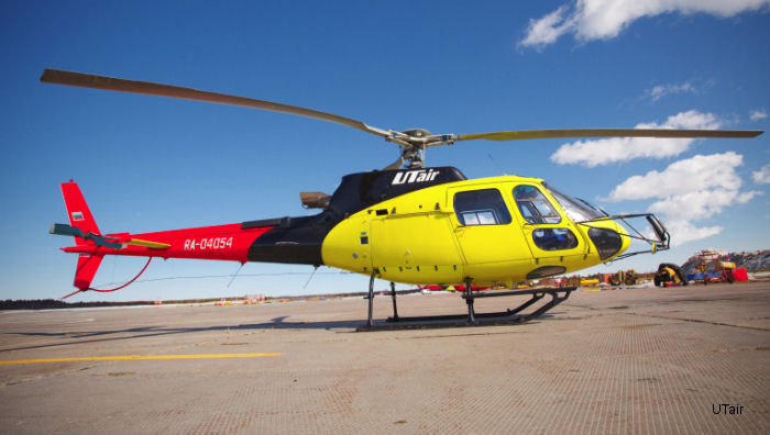 UTair to Install DART Aerospace Auxiliary Equipment on Its Helicopters
