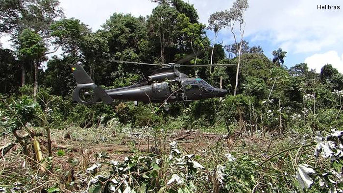 Panther Helicopter Successfully Upgraded For Brazilian Army