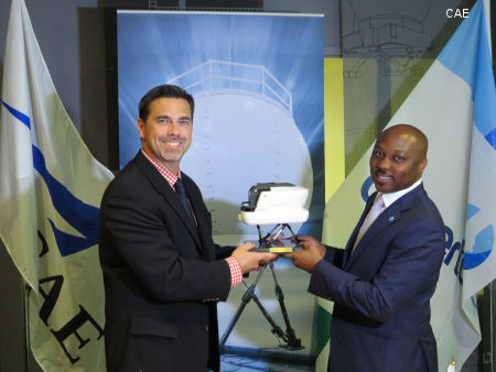 CAE signs agreement with Caverton Helicopters for training centre operation services