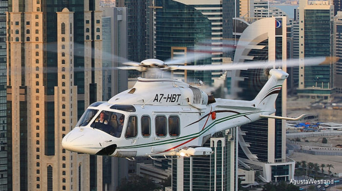 Agustawestland AW139  Helicopter Database