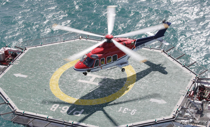 AgustaWestland Strengthens Its Presence in the Indonesian Offshore Market with New Orders