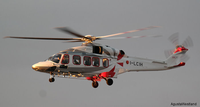 The AW189 helicopter has completed a demonstration tour in the North Sea for more than 60 attendees from leading oil and gas companies, operators and helicopter associations.