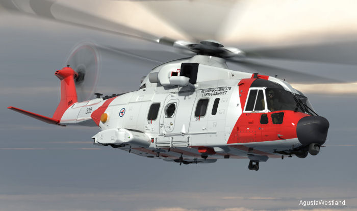 Kongsberg and AgustaWestland Sign Agreement for Increased Co-operation