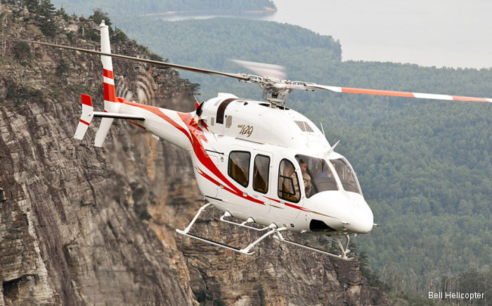 Bell Helicopter Delivers 50th Bell 429 in Europe