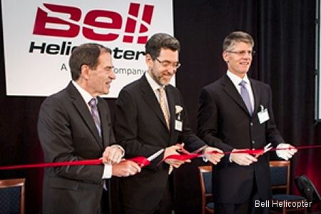 Bell Helicopter Signals Renewed Investment in Europe with Upgrades to its Facility in Prague, Czech Republic