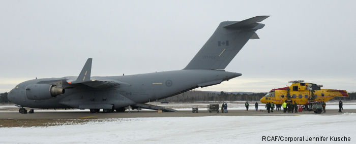RCAF takes part in disaster relief exercise in Peru
