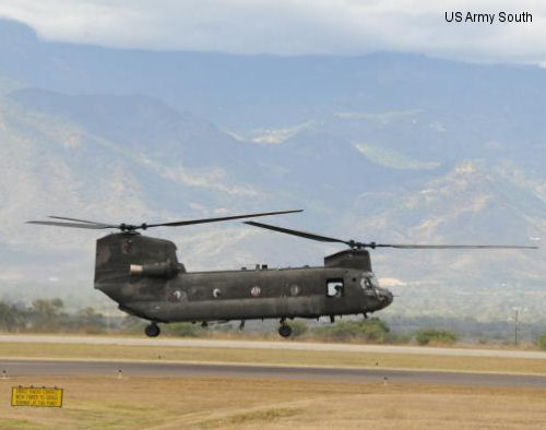 Columbia Helicopters Adding Army Surplus Heavy Lift Helicopters