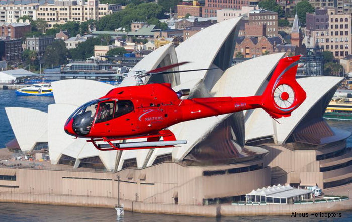 North Queensland Nautilus Aviation expanded its fleet with the addition of a new custom-built Airbus Helicopters EC130T2 to be used in the growing luxury tourism sector.