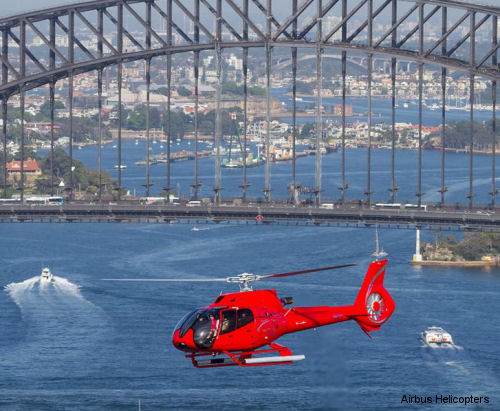 Nautilus Grows as EC130 T2 Arrives in North Queensland
