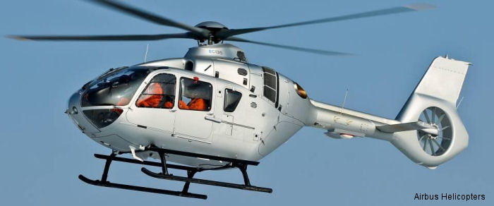 EC135 T3/P3 demo event kicks off in Italy