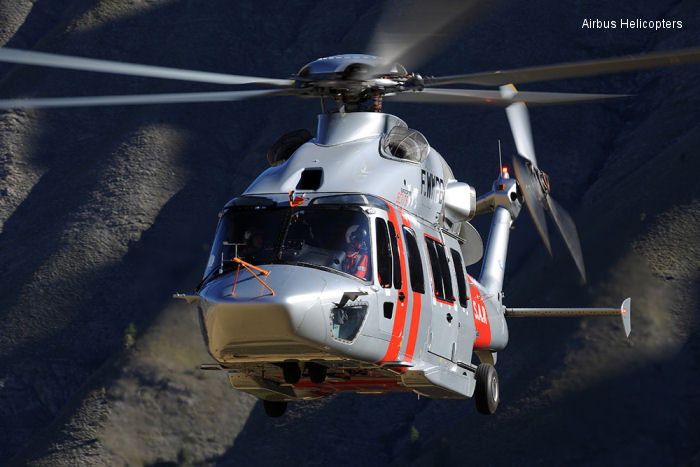 CHI Aviation Purchases Two EC175s from Airbus Helicopters Inc